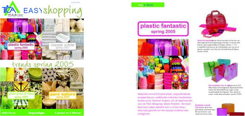TICA magazine